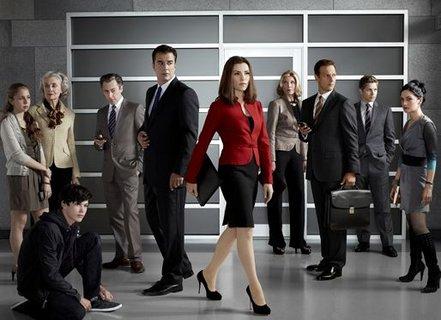 FOTKA - Dobrá manželka - postavy a herci seriálu
