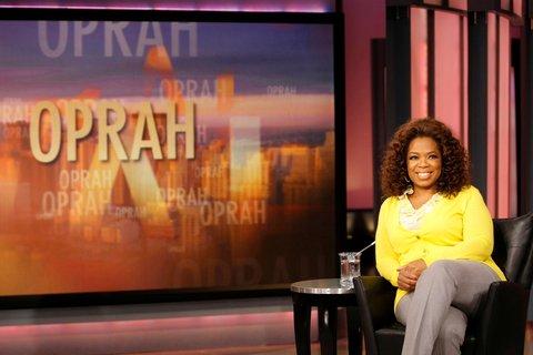 FOTKA - Spojené státy pláčou, Česko slaví: Oprah Winfrey v televizi!