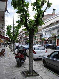 FOTKA - Řecké vnitrozemí - městečko Ptolemaida