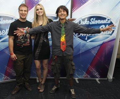 FOTKA - Česko Slovenská SuperStar 2011 - skončil populární reggaeman Michal Šeps
