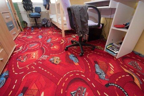 FOTKA - Jak se staví sen - Multifunkční pokoj pro tři děti