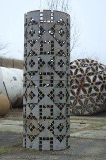 FOTKA - Výstava Čestmíra Sušky Skulptury v Lomnici nad Popelkou