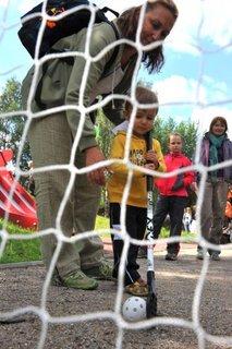 FOTKA - Navštivte Kroužky na Vltavě a největší dětské hřiště ZDARMA