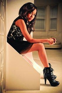 FOTKA - Kmotřenka Amy Winehouse Dionne Bromfield vydává své druhé album