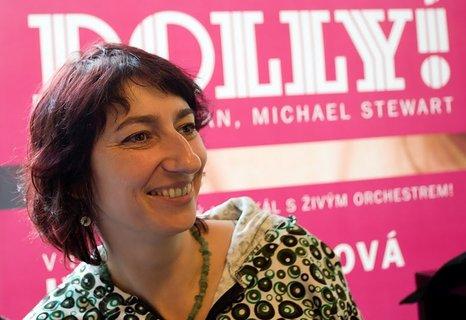 FOTKA - Simona Babčáková se vrací do muzikálu Hello, Dolly!