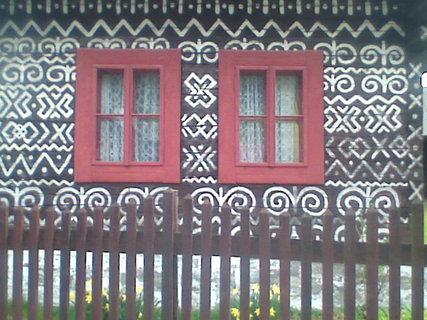 FOTKA - Čičmany - slovenská obec se starobylou a unikátní architekturou