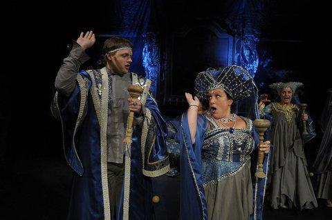 FOTKA - Legendární muzikál Johanka z Arku opět v Divadle Kalich