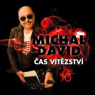FOTKA - Čas vítězství Michala Davida