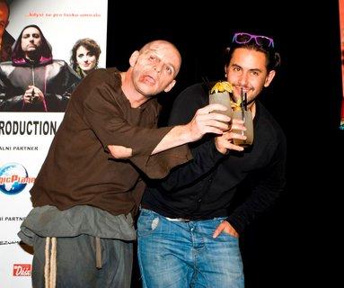 FOTKA - Přípravy na slavnostní premiéru muzikálu Quasimodo vrcholí