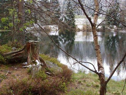FOTKA - Začarované jezero Laka