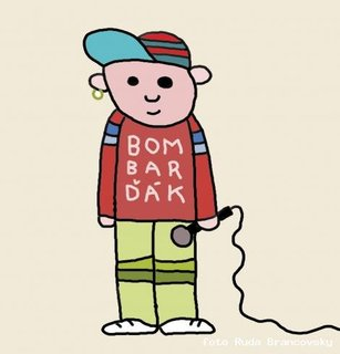 FOTKA - Nové album Bongo BomBarďák