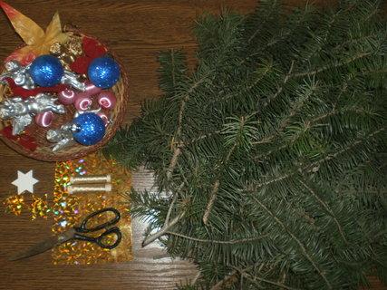 FOTKA - Vyrob si sama - Vánoční kapka