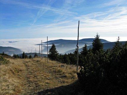 FOTKA - Podzimní toulání po hřebenech v Krkonoších