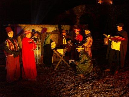 FOTKA - Nenechte si ujít Coca-Cola Vánoční kamion nebo tradiční vánoční trhy v Laa a okolí