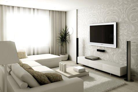 FOTKA - Obyčejným černým televizím odzvonilo. Teď je vmódě elegantní design.
