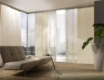 FOTKA - Toužíte po krásném domovu? Pořiďte si látkové či římské rolety nebo japonské stěny!