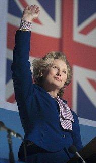 FOTKA - Meryl Streep se představí jako Železná Lady