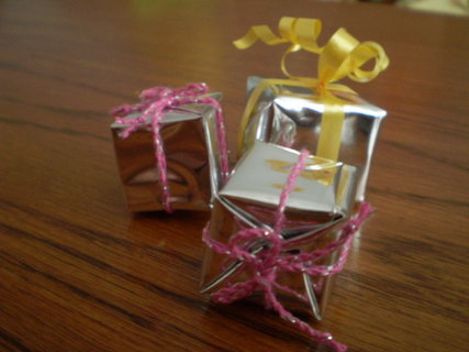 FOTKA - Vyrob si sama – dekorace na vánoční stromeček