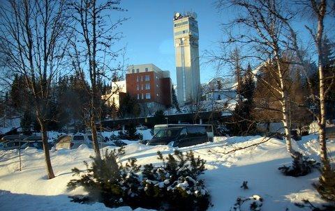 FOTKA - Loni v zimě ve Vysokých Tatrách