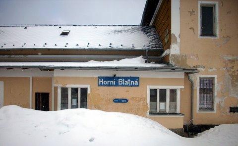 FOTKA - Vlakem do stanice Potůčky
