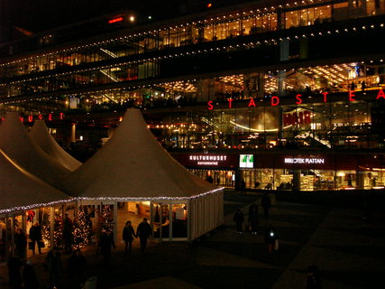 FOTKA - Vzpomínka na vánoční trhy ve Stockholmu