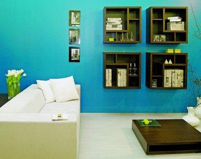 FOTKA - Nebojte se barev v bytě