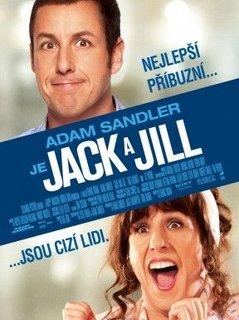 FOTKA - Adam Sandler v novém filmu Jack a Jill
