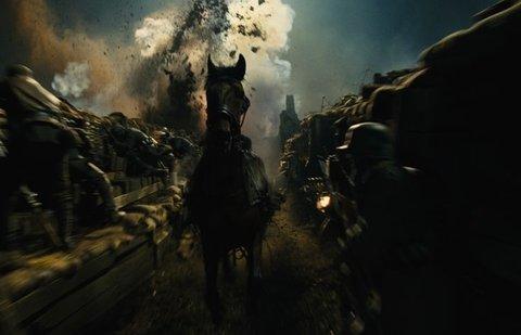 FOTKA - Nový film Válečný kůň