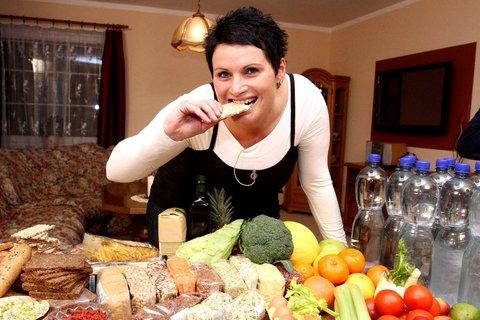 FOTKA - Jste to, co jíte – Méně kilogramů a více štěstí pro Lenku