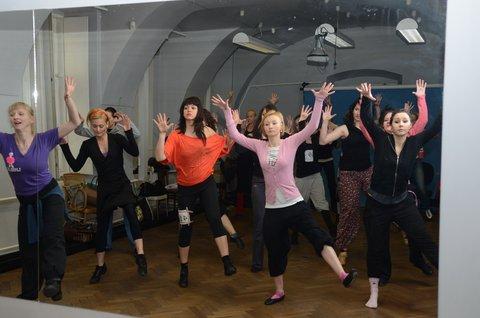 FOTKA - Divadlo Kalich uvede legendární muzikál Pomáda, o role vní je extrémní zájem