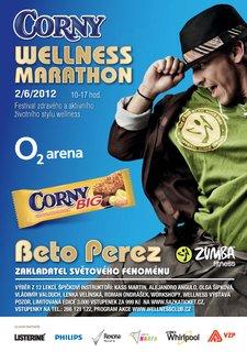 FOTKA - Přijďte si zacvičit na Corny WELLNESS MARATHON 2012