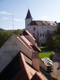 FOTKA - Hrad Křivoklát a vycházkové okruhy v okolí