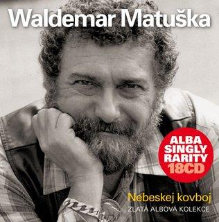 FOTKA - Nebeský kovboj Waldemar Matuška by se dožil 2.&nbspčervence 80 let