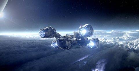 FOTKA - Film Prometheus - Hledání našeho počátku může znamenat náš konec