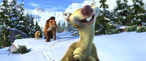 FOTKA - Doba ledová 4: Země v pohybu - Nejoblíbenější zvířecí partička na světě je konečně zpět