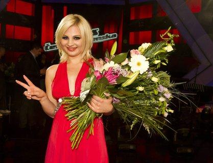 FOTKA - Po dramatickém Velkém finále se Hlasem ČeskoSlovenska stala Ivanna Bagová!