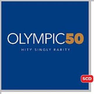 FOTKA - 50 let mimořádné kariéry slavné kapely Olympic