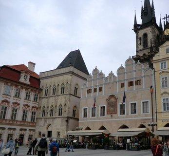FOTKA - Několik zajímavostí ze Staroměstského náměstí