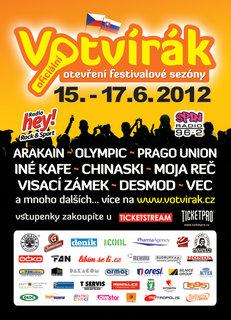 FOTKA - Festival Votvírák 2012 slibuje bohatý program