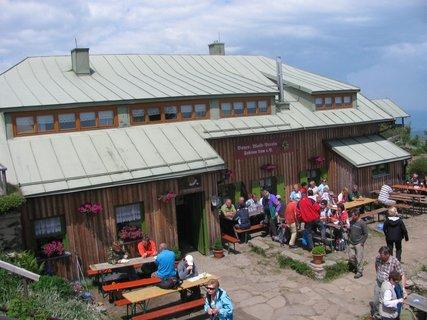 FOTKA - Dobrodružství na Šumavě - náročný výstup na vrchol Ostrého