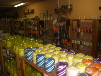 FOTKA - Svíčkárna Rodas aneb ozdobte si svíčku