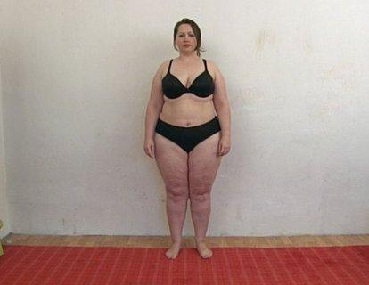 FOTKA - Jste to, co jíte: Boj mladé maminky s nadváhou i psychikou