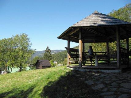 FOTKA - Ze Špindlerova Mlýna údolím Bílého Labe