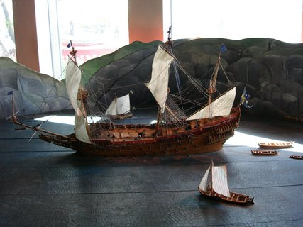 FOTKA - Muzeum Vasa ve Stockholmu