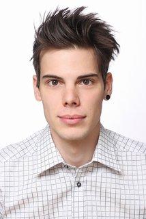 FOTKA - Muž roku 2012 - finalista Erik Dobrovodský