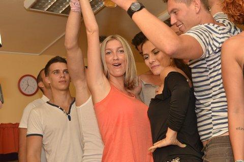 FOTKA - Muži roku dováděli s Evou Decastelo a Dominikou Mesarošovou