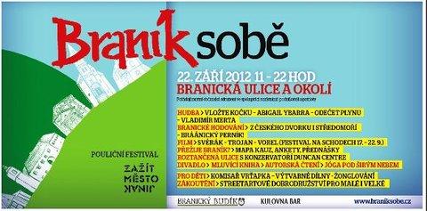 FOTKA - Pouliční festival Braník sobě