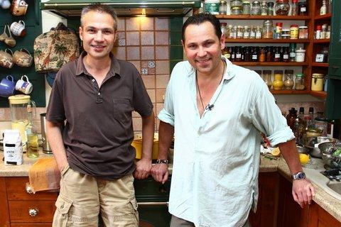 FOTKA - VIP Prostřeno 22.8. 2012 - Pavel Vítek