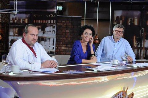 FOTKA - Kulinářská show Recept na bohatství na TV Barrandov