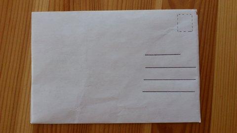 FOTKA - Vyrob si sama - Dětská pošta z papíru